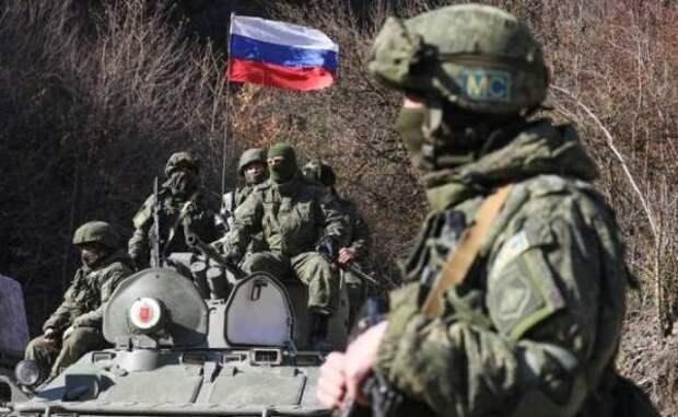 МОРоссии: Ведётся круглосуточный мониторинг обстановки вНагорном Карабахе