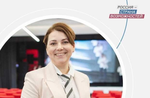 Проректор «Сенежа» стала членом Совета Евразийского женского форума