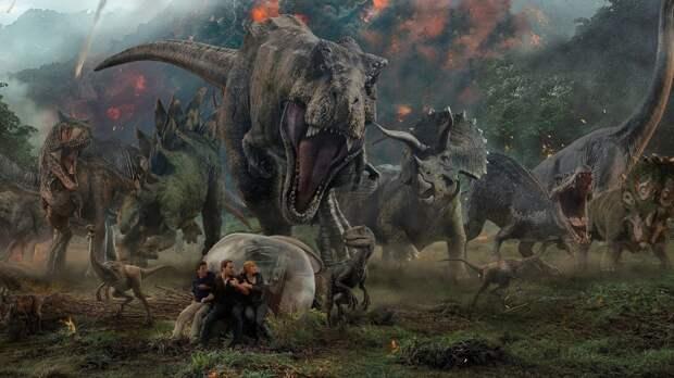 Третий «Мир Юрского периода» послужит «началом новой эры» для киносерии