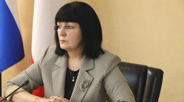 Валентина Лаврик приняла участие в совещании по вопросам выработки механизмов по синхронизации системы подготовки кадров в системе среднего профессионального образования