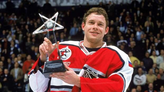 Быков: «Павел Буре приехал в НХЛ и перевернул лигу. Это было грандиозное время»