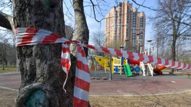 Треть детских площадок в России представляют опасность, заявили в ОНФ