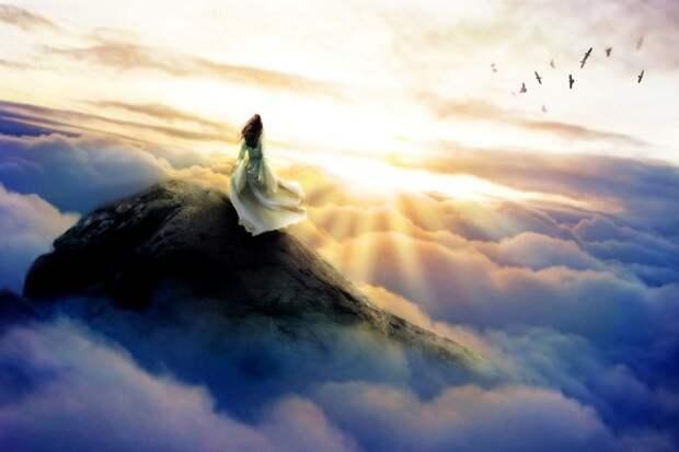 Верования в жизнь после смерти