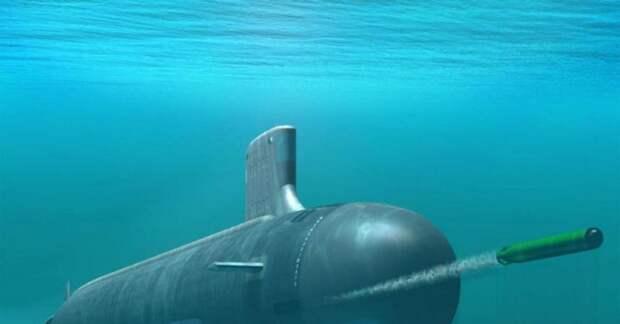 ВО: в США создана мини-торпеда для борьбы с российскими подлодками