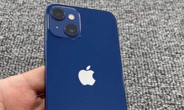 Появились «живые» фото iPhone 13 mini
