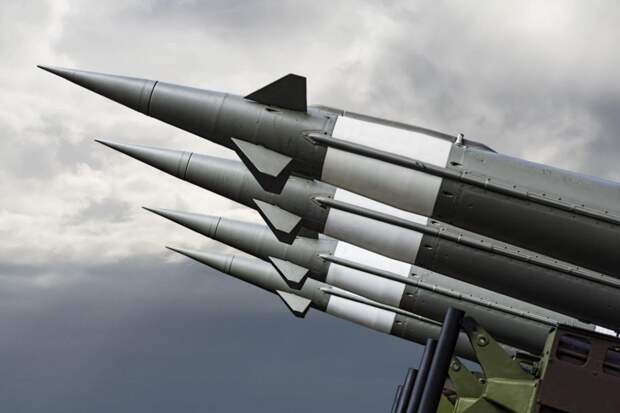 Ядерные ракеты США. Источник изображения: https://vk.com/denis_siniy
