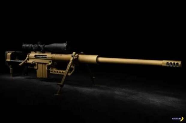 Лучшая снайперская винтовка в мире