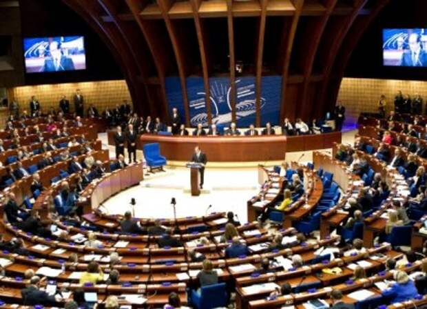 Украина добилась того, что Совет Европы не признал полномочий российской делегации в ПАСЕ