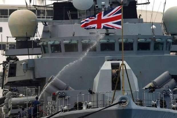 драться с британцами в Арктике на равных мы пока не можем