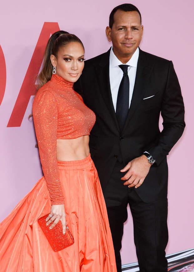 Теперь официально: Дженнифер Лопес и Алекс Родригес все-таки расстались