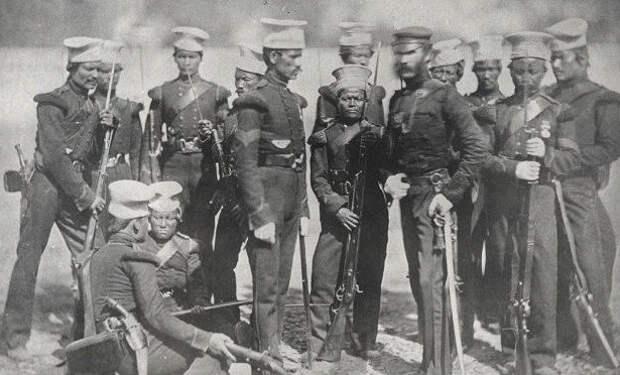 Разгром гуркхов: как русские уничтожили элиту британской армии в Крымской войне