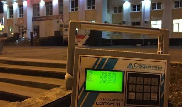Превышений ПДК загрязнений нет: замеры воздуха в Нижнем Тагиле 8 мая