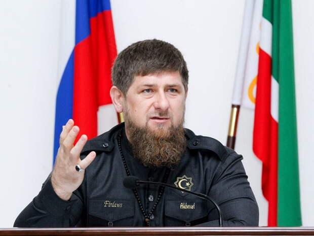 Кадыров объяснил скандальную победу сына в боксёрском поединке