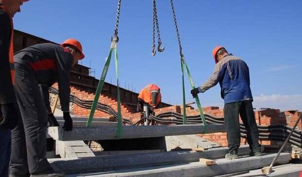 Тимофей Шульга: «Работ такого масштаба вНижегородском кремле небыло более 40 лет»