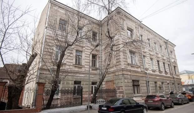 Жилой дом 1970 годов постройки на Ходынской улице капитально отремонтируют