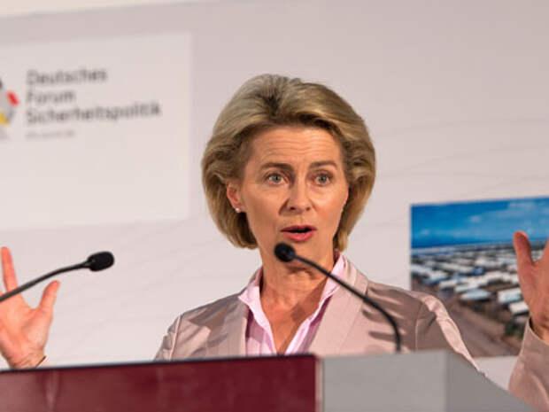 Министр обороны Германии в шоке от выборов в США