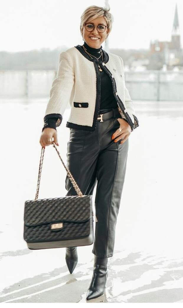 Комфортные, носибельные, универсальные комплекты, которые смело могут внедрять в свой гардероб женщины 50+