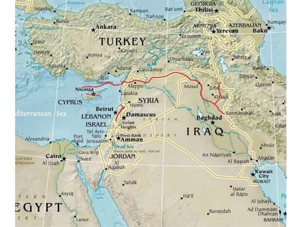Фамагуста — русский город: как России и Турции закрыть сирийский кейс