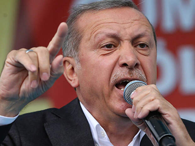Заявление Эрдогана про Путина стало ударом для всех