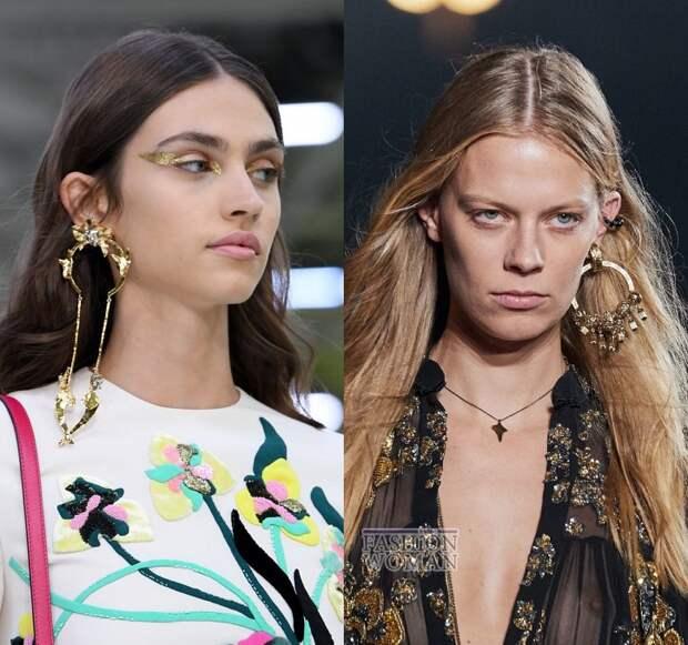 Модные аксессуары и украшения сезона весна 2020