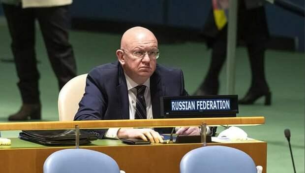 Небензя опроверг лживые обвинения Запада в адрес России по Сирии