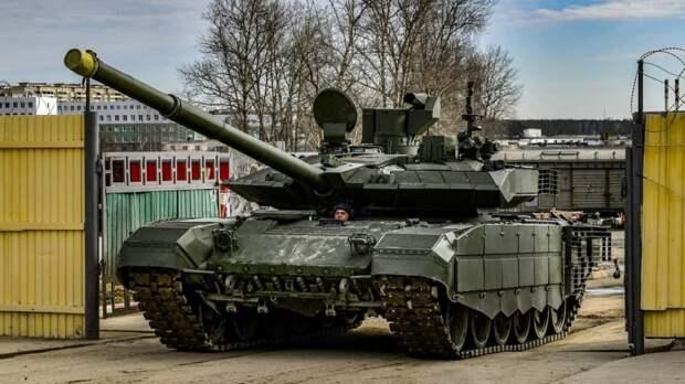 В Минобороны РФ заявили о грядущей поставке свыше 170 танков в сухопутные войска