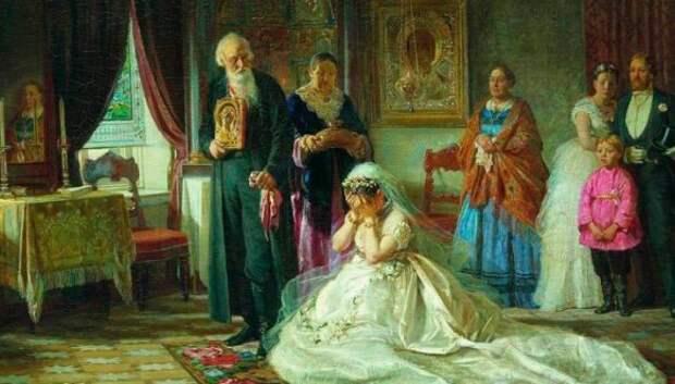 Особенности национального брака: несколько фактов о свадебных обычаях наРуси