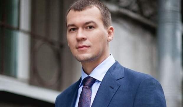 Прошла встреча Михаила Дегтярева с победителями конкурса «Большая перемена»
