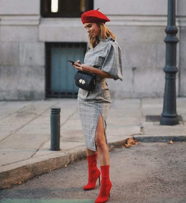Стильная юбка-карандаш: 16 женственных идей, чтобы выглядеть женственно