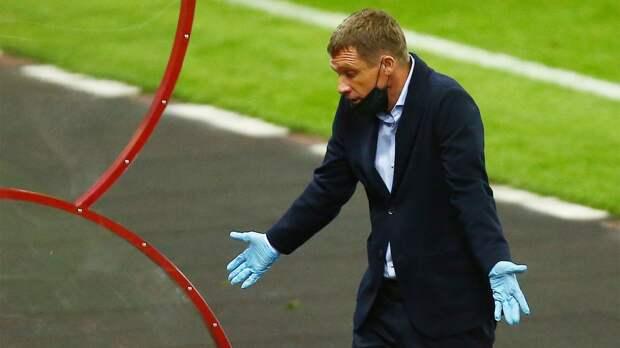 «Гончаренко довольно спокойный, но может и «взорваться». Бохинен — о стиле работы тренера ЦСКА