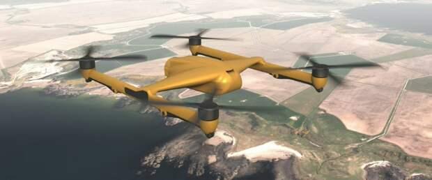 BAE Systems создает многофункциональный дрон для армии с грузоподъемностью 300 кг