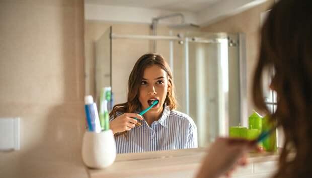 Чистка зубов | Darda