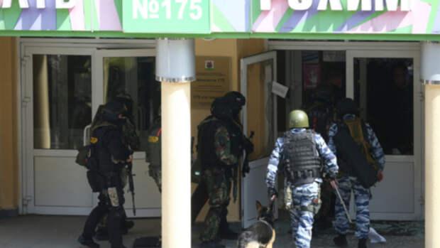 Назван вероятный мотив напавшего на школу в Казани
