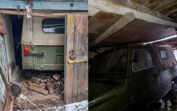 Дедпрятал его32года: новый ЛуАЗ-969М 1989-го года
