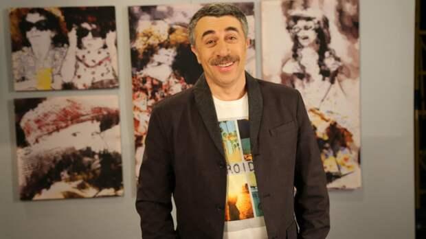 Комаровский признался, что мовный закон мешает ему лечить украинских детей