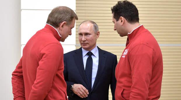 Лучшим российским брендом оказался Putin Team