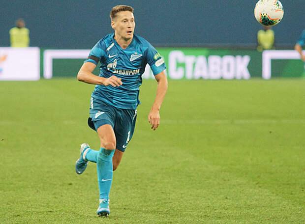 Кузяев - о попытке перебраться из «Зенита» за рубеж: У нас были свои взгляды, у клуба - свои