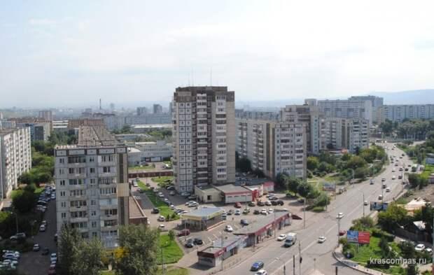 ДОМ.РФ продает с аукциона участок земли под строительство в Красноярске