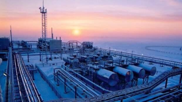 На8% сократил добычу газа «Газпром» вфеврале 2020