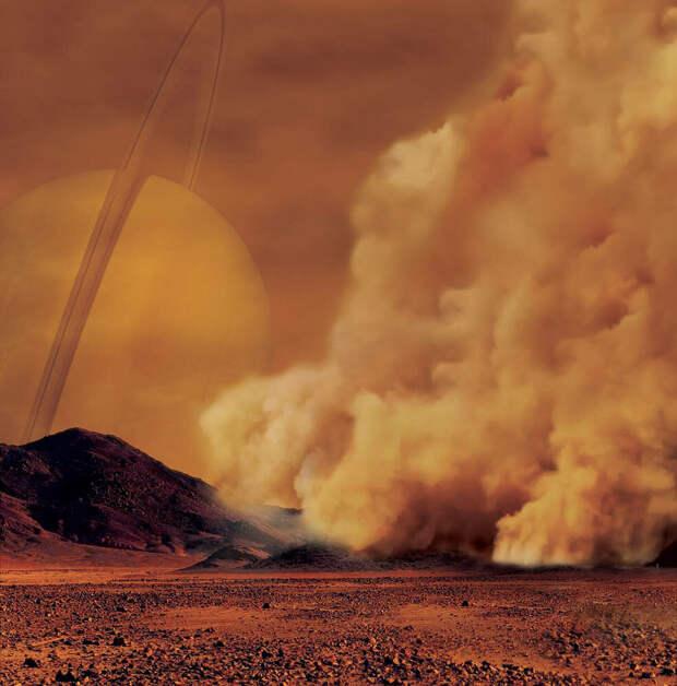 Спутник Сатурна Титан удивительно похож на Землю. Какие у человечества на него планы?