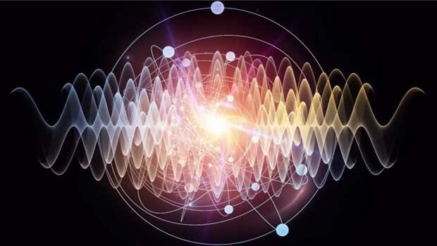 Волновая структура устройства мира