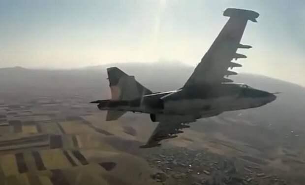 Перемирие продолжается: Азербайджан заявляет об очередном сбитом Су-25 ВВС Армении