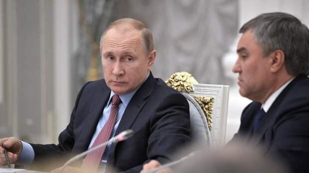 Кремль определился со сценарием транзита верховной власти