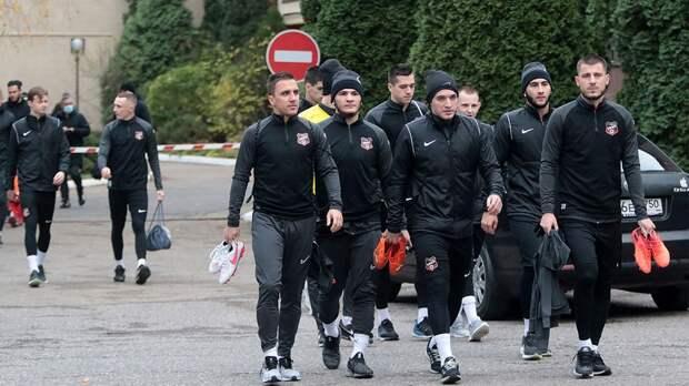 «Урал» обыграл клуб из Абу-Даби в товарищеском матче