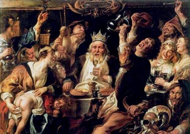Нелепые смерти королей имонархов