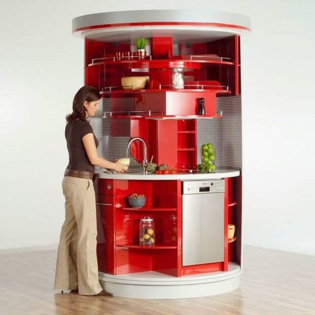 Мини-кухни