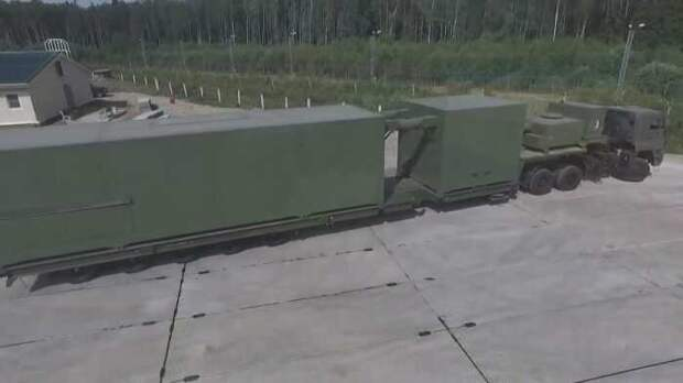 Российские боевые лазеры «Пересвет» могут использоваться для защиты ядерных объектов