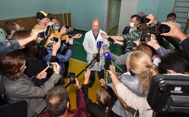 Угрозы вместо благодарности: поведение окружения Навального поразило общественность