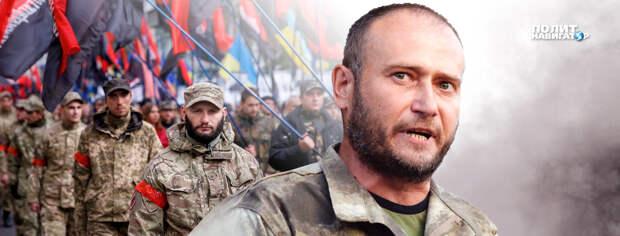 Ярош: СБУ подготовит восстание в Донецке, затем – прорыв фронта и зачистка