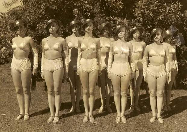 Почему в СССР не носили нижнее белье?